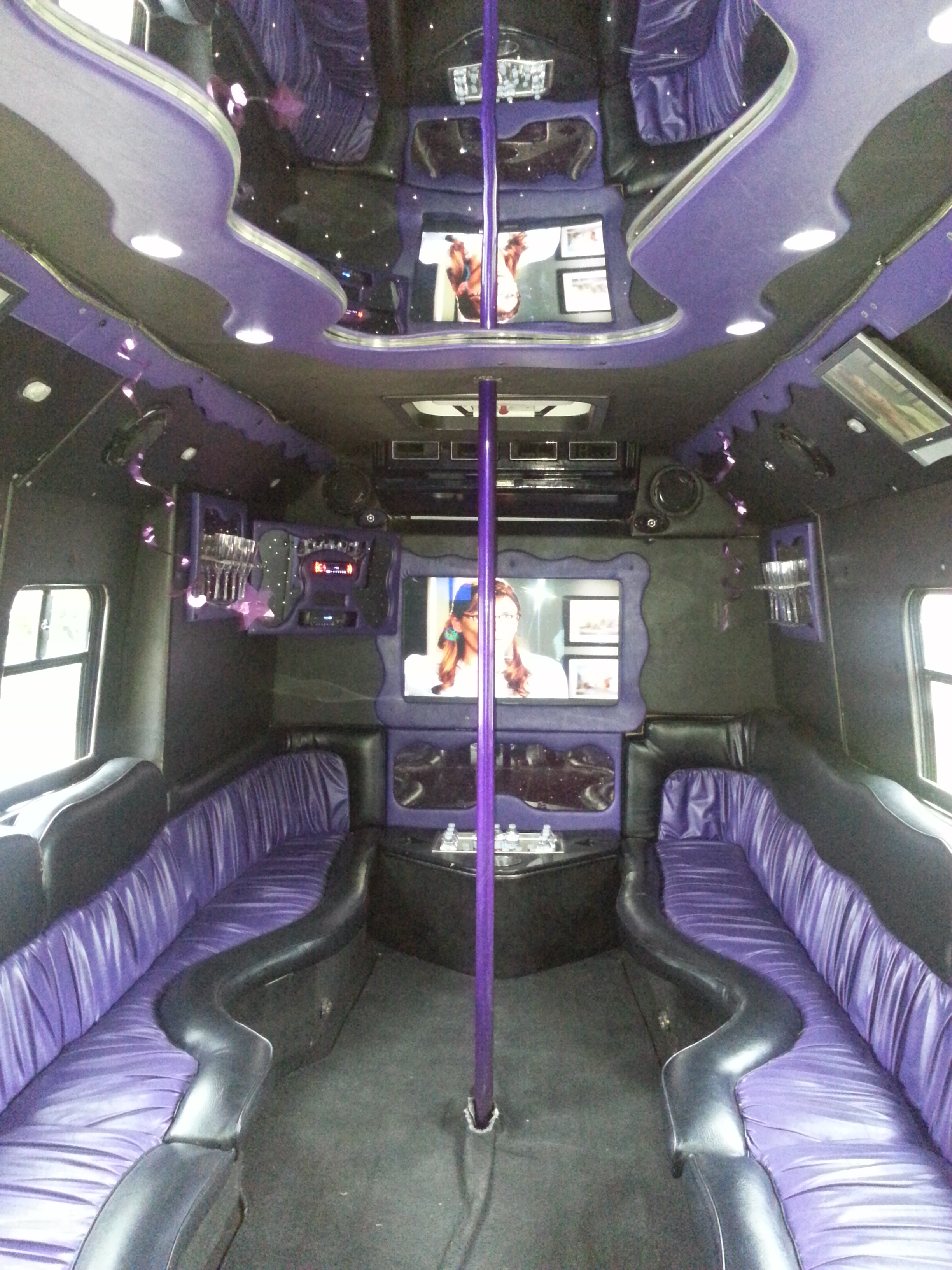 Mercedes Of Walnut Creek >> Party Bus Rentals - Land Yacht Limos