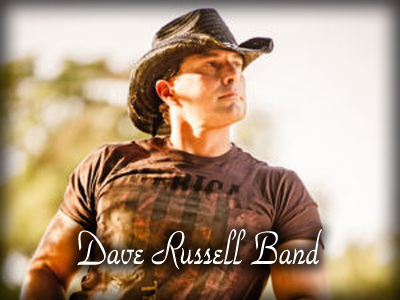 Dave Russell plays at Mike's saloon after party at Folsom Pro rodeo