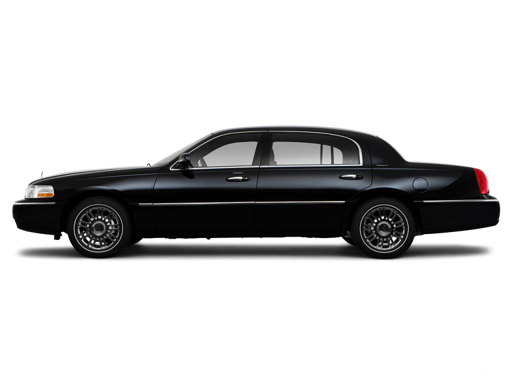Lincoln Continental Town Car Executive L Corporate Transportation service