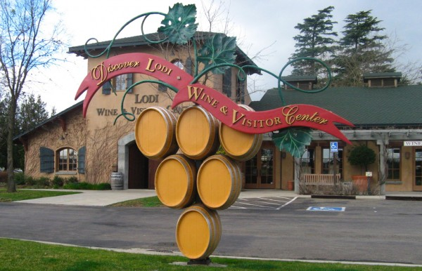 Lodi limo wine tasting tours wine and visitors information center