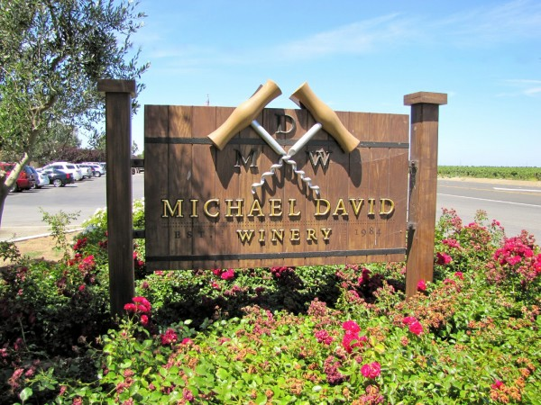 Michael-David Winery-zinfest
