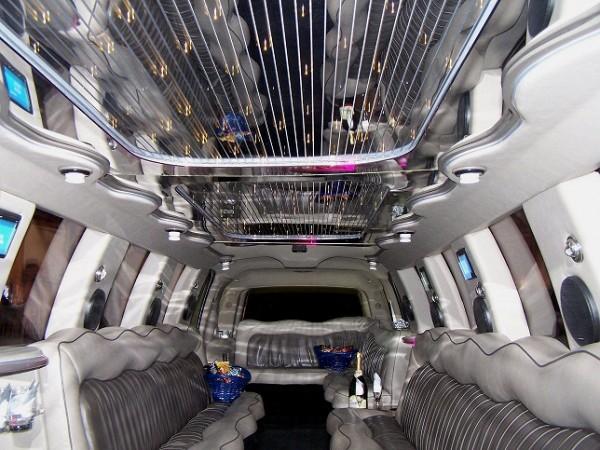 San Francisco Cadillac Escalade Limo Service