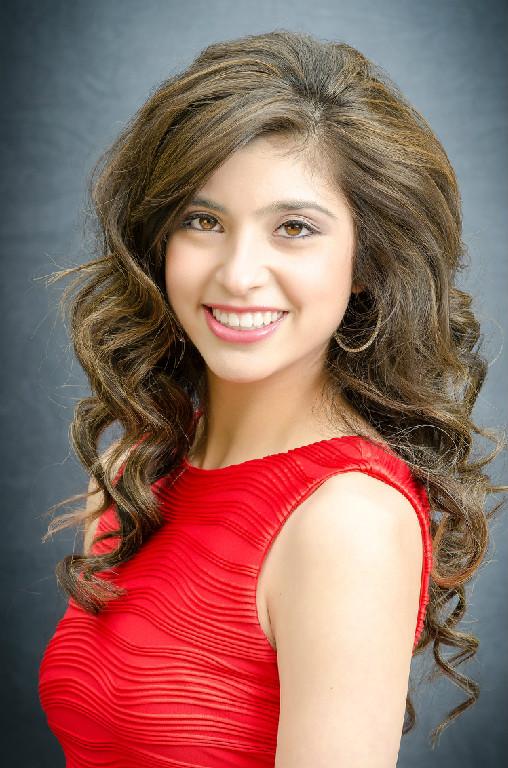 Tiffany Martel Miss San Joaquin County 2014