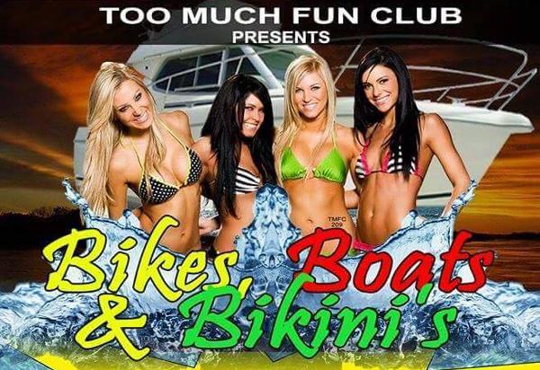 Bikes Boats And Bikinis Land Yacht Limos