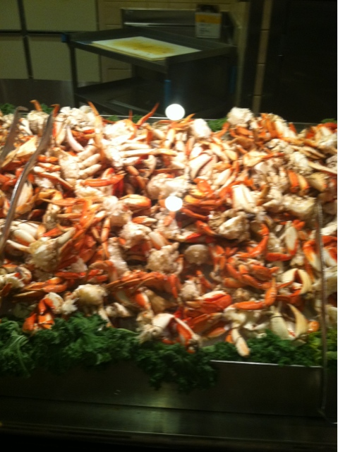 crab buffet at thunder valley casino