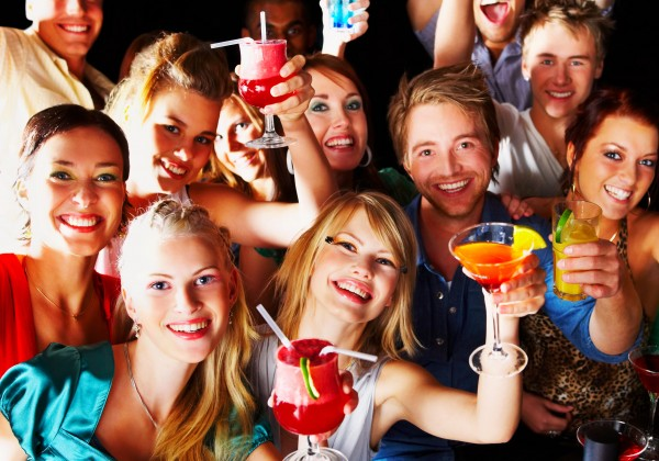 guys and ladies or girls night out limo party specials