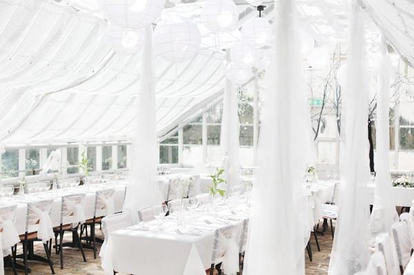 Elegant White Wedding Ideas